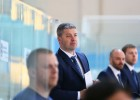 """Koronavīrusa dēļ Tambijeva vadītā """"Admiral"""" KHL nespēlēs, paziņo Primorskas dome"""