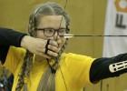 Latvijas jaunajai loka šāvējai oficiāli apstiprināti divi pasaules rekordi