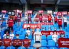 Ķīnas līgas mačos tribīnēs tiks izvietoti manekeni un roboti