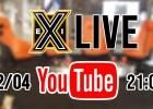 """Video: Tiešraide: sporta sarunu šova """"eXi"""" speciālizlaidums #2"""