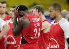 """Vācijas čempione """"Bayern"""" cieš negaidītu sakāvi ceturtdaļfinālā un izstājas"""