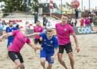 Startējusi apvienotā Latvijas-Igaunijas pludmales futbola līga