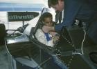 Pirmais tumšādainais F1 testpilots slavē Hamiltonu