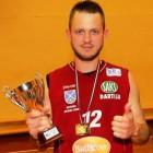 LBL3 izslēgšanas turnīra spēlētājs - Gatis Justovičs