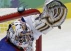 Foto: Olimpiskais hokeja turnīrs 30 fotogrāfijās
