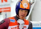 """Olimpiskais arhīvs. 2006.gads. Mārtiņš Rubenis: """"Es uz sacensībām pēc medaļām nebraucu"""""""