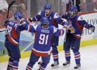 Slovāki pārsteidzoši apspēlē krievus