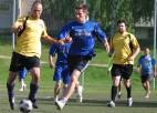Piesakies Valmieras futbola čempionātam