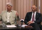 Video: Kā regulēt valsts uzņēmumu naudas piešķiršanu sportam?