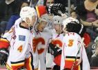 """""""Flames"""" paņem divus punktus Nešvilā, Ivanāns nespēlē"""