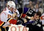 """""""Flyers"""" uzvar Toronto, """"Flames"""" zaudējums Losadželosā"""