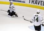 Skrastiņam un ''Stars'' NHL sezona beigusies