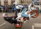 Video: Gatavošanās Dragreisa sezonas noslēgumam: Moto drift by Jānis Rozītis