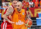 Lietuva ceturtdaļfinālā spēlēs ar Maķedoniju