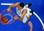 Basketbola svinēšana Kauņā
