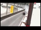 Video: Martins Dukurs apgāžas un paliek sestais