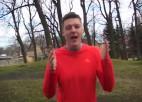 """Video: Kad nopelnītas """"skriešanas brīvdienas""""?"""