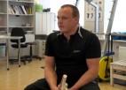 "Video: Osovskis: ""Nav otra tik psiholoģiski spēcīga kā Štrombergs"""