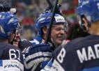 """Guntars Paste: """"Somijas vienīgā cerība finālā - gūt vārtus pirmajai"""""""