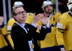 Mortsam nākamais PČ būs pēdējais pie Zviedrijas izlases stūres
