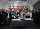 Sporta stipendijas saņem 45 studējošie Latvijas sportisti