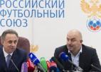 """Krievijas izlasi pēc fiasko """"Euro 2016"""" oficiāli pārņēmis Čerčesovs"""