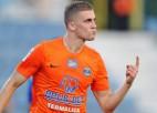 Gutkovskis gūst astotos vārtus Ekstraklases sezonā un izrauj neizšķirtu Ščecinā