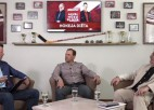 Video: Hokeja diēta: Irbe par naudu NHL, pelēkajiem kardināliem un izlasi Ķelnē