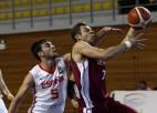 Studentu basketbola izlases startu pasaules Universiādē atbalstīs ''LNK Group''