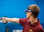 Latvijas šāvējiem 16. vieta Eiropas čempionāta komandu sacensībās