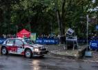 """Grjazins triumfē """"Rally Liepāja"""", Nitišs sestais"""