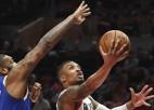 """""""Knicks"""" piedzīvo piekto zaudējumu pēc kārtas, """"Rockets"""" 16. uzvara"""