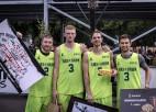 """""""Ghetto Basket"""" """"Quest"""" posmā pirmo reizi uzvar ārzemnieki – Krievijas """"Leningrad"""""""