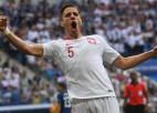 Japāna zaudē Polijai, taču trešo reizi iesoļo astotdaļfinālā