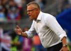 """Zviedrijas treneris: """"Anglija pilnīgi noteikti ir spējīga iegūt Pasaules kausu"""""""