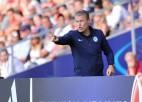 Bijušais čehu futbolists Hapals apstiprināts Slovākijas izlases galvenā trenera amatā
