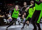 Latvijas 3x3 basketbolisti iekļūst sezonas pirmā Pasaules tūres posma ceturtdaļfinālā