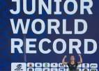 Video: Kohai junioru pasaules rekords un pieaugušo PČ pjedestāls