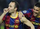 Spānijas leģendas Vilja un Injesta atkal spēlēs vienā komandā