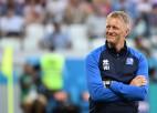 Bijušais Islandes galvenais treneris Hadlgrīmsons pārceļas uz Kataru