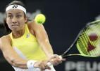 """Sevastova viegli sasniedz """"Australian Open"""" otro kārtu"""