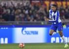 """Par ballēšanos līdz agram rītam tiek sodīts """"FC Porto"""" aizsargs Militau"""