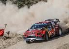 Ožjē izcīna uzvaru Meksikas WRC rallijā, Tanaks saglabā vadību kopvērtējumā