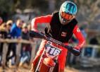Sabulis Eiropas motokrosa čempionāta sezonu sāk ar augsto astoto vietu