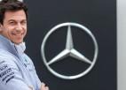 """Volfs: """"Nav skaidrs, vai """"Mercedes"""" komanda paliks F1 čempionātā"""""""