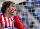 """Oficiāli: Grīzmans vasarā aizies no Madrides """"Atletico"""""""