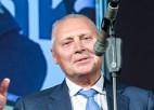 Savickis kārtējo reizi pārvēlēts KHL padomē