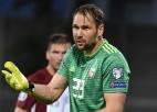 """Latvija izlase Nāciju līgas """"pagrabā"""" spēlēs četru izlašu grupā"""