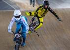 Talantīgais BMX riteņbraucējs Glāzers mēnesi pirms EČ Valmierā salauzis žokli