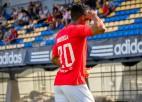 """Nvaorisas pirmo sekunžu vārti atnes """"Spartaka"""" uzvaru pār Minskas """"Dinamo"""""""